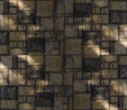 Τοίχος πετρών. Στοκ Εικόνες