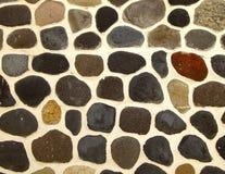 τοίχος πετρών Στοκ Φωτογραφία