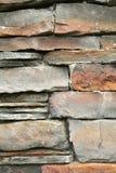 τοίχος πετρών Στοκ Εικόνα