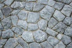 Τοίχος πετρών Abstrack Στοκ Φωτογραφία
