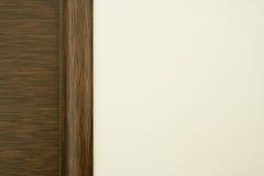 τοίχος πορτών Στοκ Εικόνα