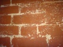 Τοίχος που γίνεται από τούβλινο Στοκ εικόνα με δικαίωμα ελεύθερης χρήσης
