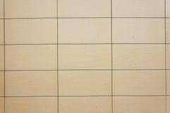 Τοίχος που ντύνεται με την απασχόληση των επιτροπών στοκ φωτογραφία