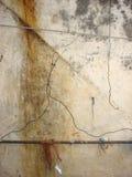 τοίχος που συνδέεται με καλώδιο Στοκ Εικόνες