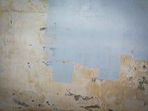 Τοίχος που χρωματίζεται παλαιός Στοκ εικόνες με δικαίωμα ελεύθερης χρήσης