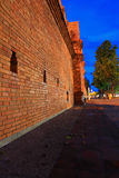 τοίχος πόλεων Στοκ φωτογραφίες με δικαίωμα ελεύθερης χρήσης