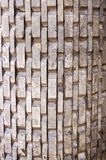 Τοίχος σε ένα υπόβαθρο Στοκ Εικόνα