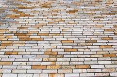 Τοίχος σε ένα υπόβαθρο Στοκ Εικόνες