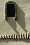 τοίχος σκιών στοκ εικόνα με δικαίωμα ελεύθερης χρήσης