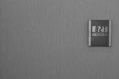 τοίχος σπιτιών διακοσμήσεων ρολογιών Στοκ φωτογραφίες με δικαίωμα ελεύθερης χρήσης