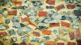 Τοίχος συστάσεων Στοκ Εικόνα