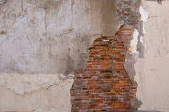 τοίχος σύστασης αποσύνθ&epsi Στοκ φωτογραφία με δικαίωμα ελεύθερης χρήσης
