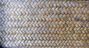 τοίχος σύστασης μπαμπού Στοκ εικόνα με δικαίωμα ελεύθερης χρήσης