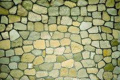 τοίχος σύστασης πετρών αν&alp Στοκ Φωτογραφία