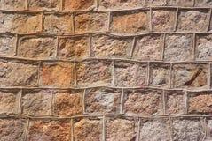 τοίχος σύστασης πετρών Στοκ φωτογραφίες με δικαίωμα ελεύθερης χρήσης