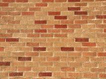 τοίχος σύστασης τούβλου Στοκ Εικόνες