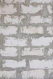 τοίχος σύστασης τούβλο&upsil Στοκ εικόνα με δικαίωμα ελεύθερης χρήσης
