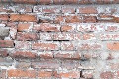 τοίχος σύστασης τούβλο&upsil στοκ εικόνες