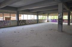 Τοίχος τέχνης γκράφιτι στη Κύπρο Στοκ φωτογραφία με δικαίωμα ελεύθερης χρήσης
