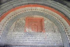 τοίχος τεμαχίων εκκλησι Στοκ φωτογραφία με δικαίωμα ελεύθερης χρήσης