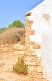 Τοίχος τεμαχίων των επιβαρύνσεων Γεώργιος Sarantaris εκκλησιών Στοκ Εικόνα