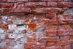 τοίχος τεμαχίων Στοκ εικόνα με δικαίωμα ελεύθερης χρήσης