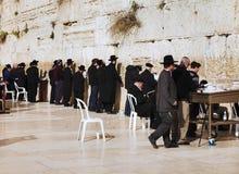 τοίχος της Ιερουσαλήμ δ Στοκ φωτογραφία με δικαίωμα ελεύθερης χρήσης