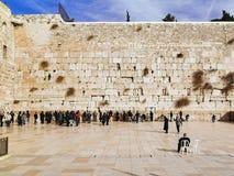 τοίχος της Ιερουσαλήμ δ Στοκ εικόνες με δικαίωμα ελεύθερης χρήσης