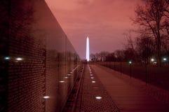 τοίχος του Βιετνάμ Στοκ φωτογραφίες με δικαίωμα ελεύθερης χρήσης