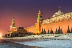 Τοίχος του Κρεμλίνου Στοκ Φωτογραφία