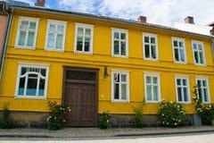 Τοίχος του Castle, σπίτι Στοκ φωτογραφία με δικαίωμα ελεύθερης χρήσης