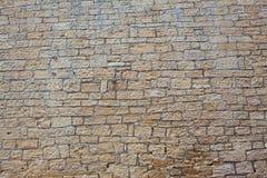 Τοίχος του Castle Στοκ Φωτογραφία