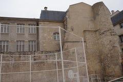 Τοίχος του Philippe Auguste Στοκ φωτογραφίες με δικαίωμα ελεύθερης χρήσης