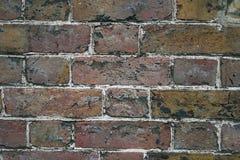 Τοίχος τούβλων του Λονδίνου στοκ εικόνα