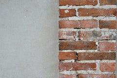 Τοίχος τούβλων Στοκ φωτογραφία με δικαίωμα ελεύθερης χρήσης