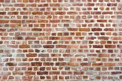Τοίχος τούβλων Στοκ εικόνες με δικαίωμα ελεύθερης χρήσης