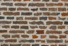 Τοίχος τούβλων 1 Στοκ φωτογραφία με δικαίωμα ελεύθερης χρήσης