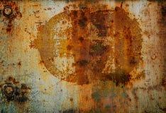 τοίχος τσιμέντου ανασκόπησης grunge Στοκ Φωτογραφίες