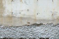 Τοίχος τσιμέντου, εκλεκτής ποιότητας υπόβαθρο Στοκ Εικόνες