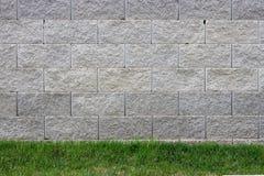 τοίχος τσιμέντου Στοκ Εικόνες