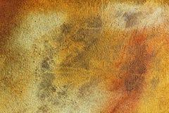 Τοίχος τσιμέντου Grunge Στοκ Φωτογραφίες