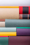 Τοίχος των βιβλίων Στοκ εικόνες με δικαίωμα ελεύθερης χρήσης
