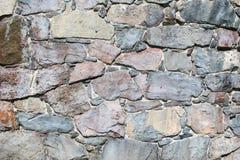 Τοίχος των μεγάλων φυσικών πετρών στοκ εικόνα με δικαίωμα ελεύθερης χρήσης