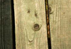 Τοίχος των παλαιών, ξύλινων σανίδων Στοκ φωτογραφία με δικαίωμα ελεύθερης χρήσης