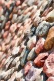Τοίχος των πετρών Υπόβαθρο Μίμηση του σχεδίου απεικόνιση αποθεμάτων