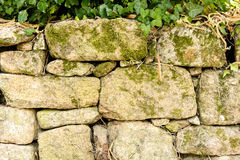 Τοίχος των πετρών Στοκ φωτογραφία με δικαίωμα ελεύθερης χρήσης