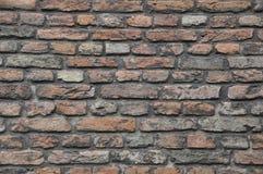 Τοίχος των τούβλων Στοκ φωτογραφία με δικαίωμα ελεύθερης χρήσης