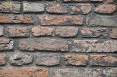 Τοίχος των τούβλων Στοκ Φωτογραφίες