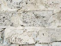 Τοίχος των φραγμών τούβλου Στοκ εικόνες με δικαίωμα ελεύθερης χρήσης