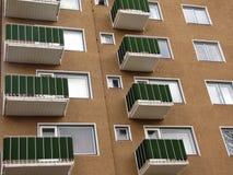 Τοίχος των Windows Στοκ φωτογραφία με δικαίωμα ελεύθερης χρήσης